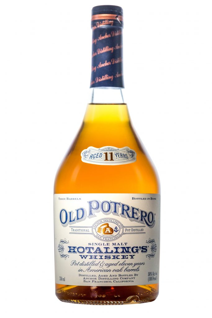 Anchor Old Potrero Single Malt Hotaling's Whiskey