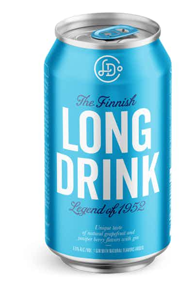 6. The Finnish Long Drink