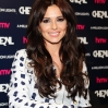 Cheryl Cole 'A Million Lights' album signing at HMV in Newcastle England