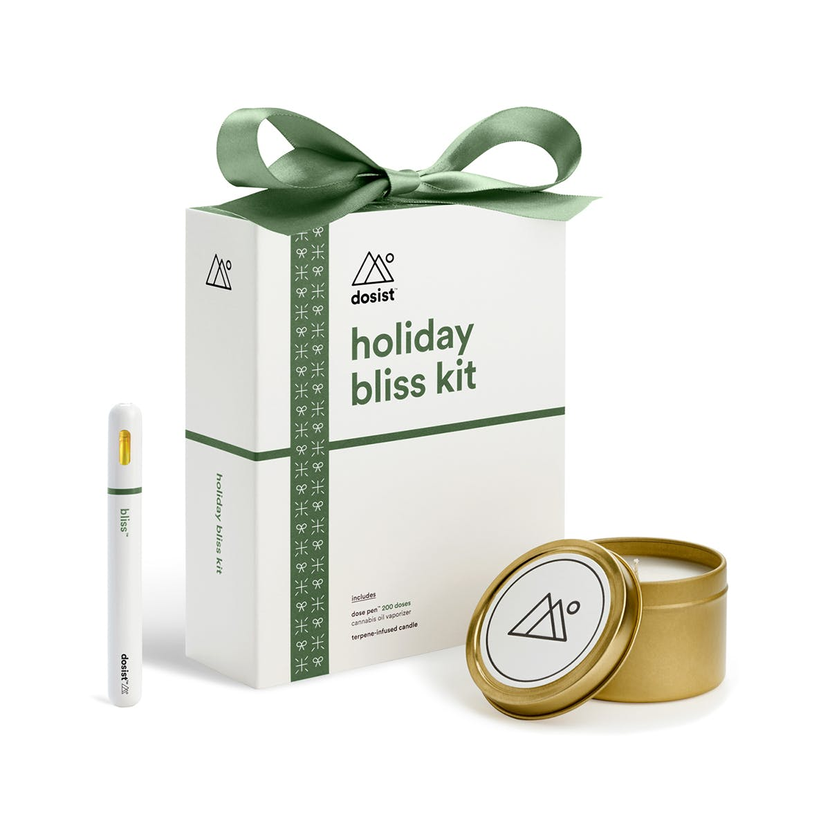 Dosist Holiday Bliss Kit
