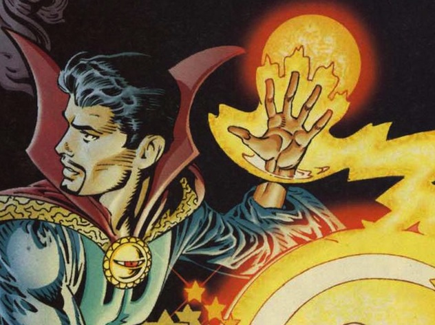 5. No Official Doctor Strange Casting Announcement