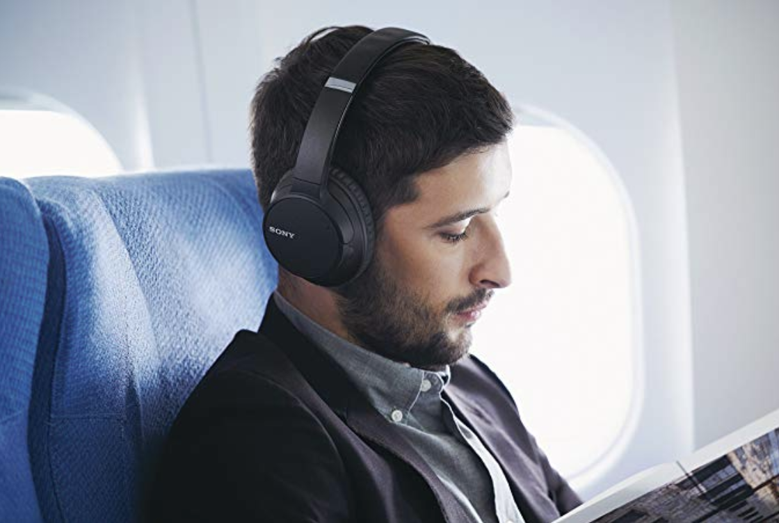 Sony Noise Cancelling Bluetooth Headphones WH-CH700N
