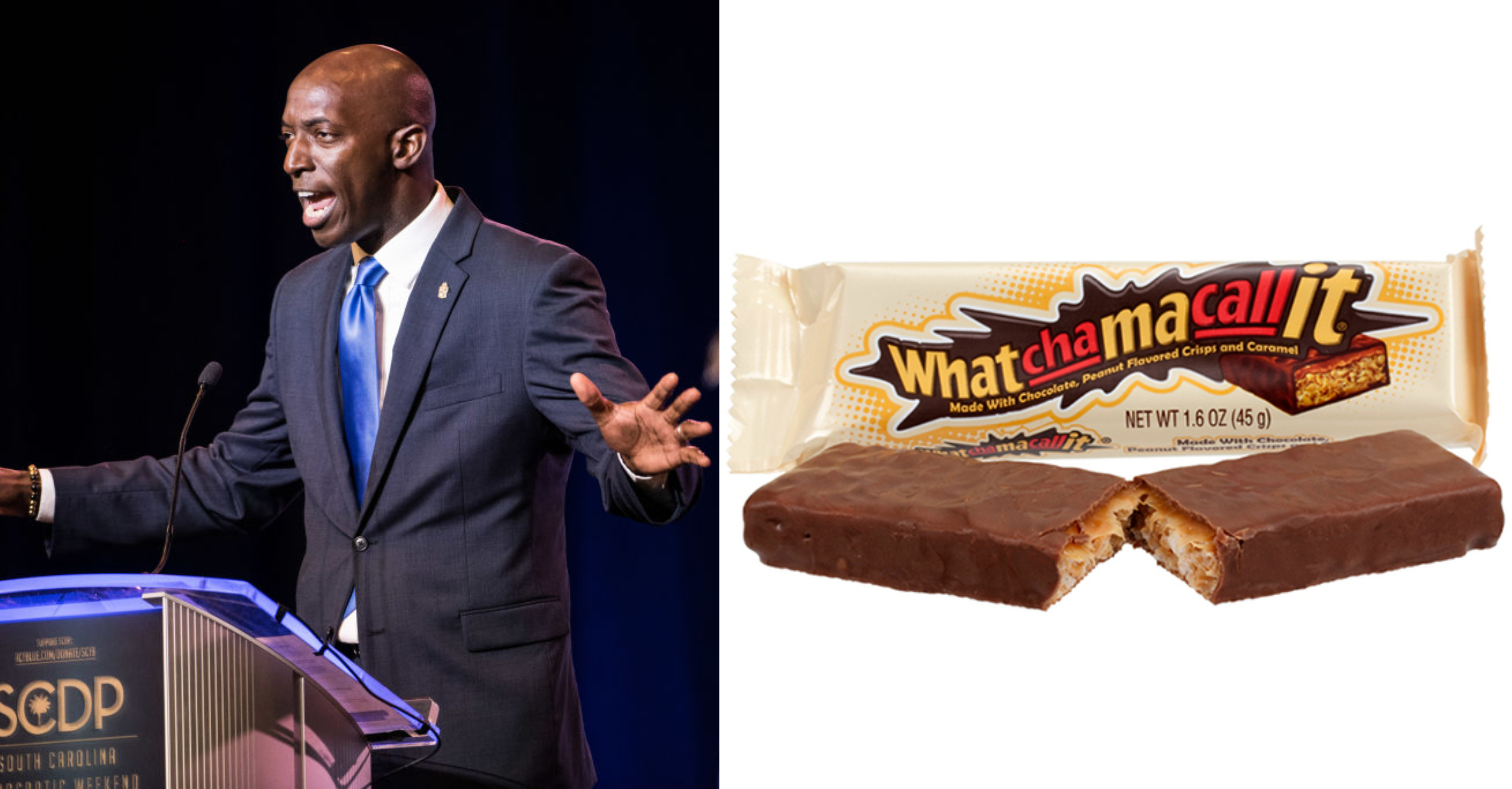 Wayne Messam – Whatchamacallit
