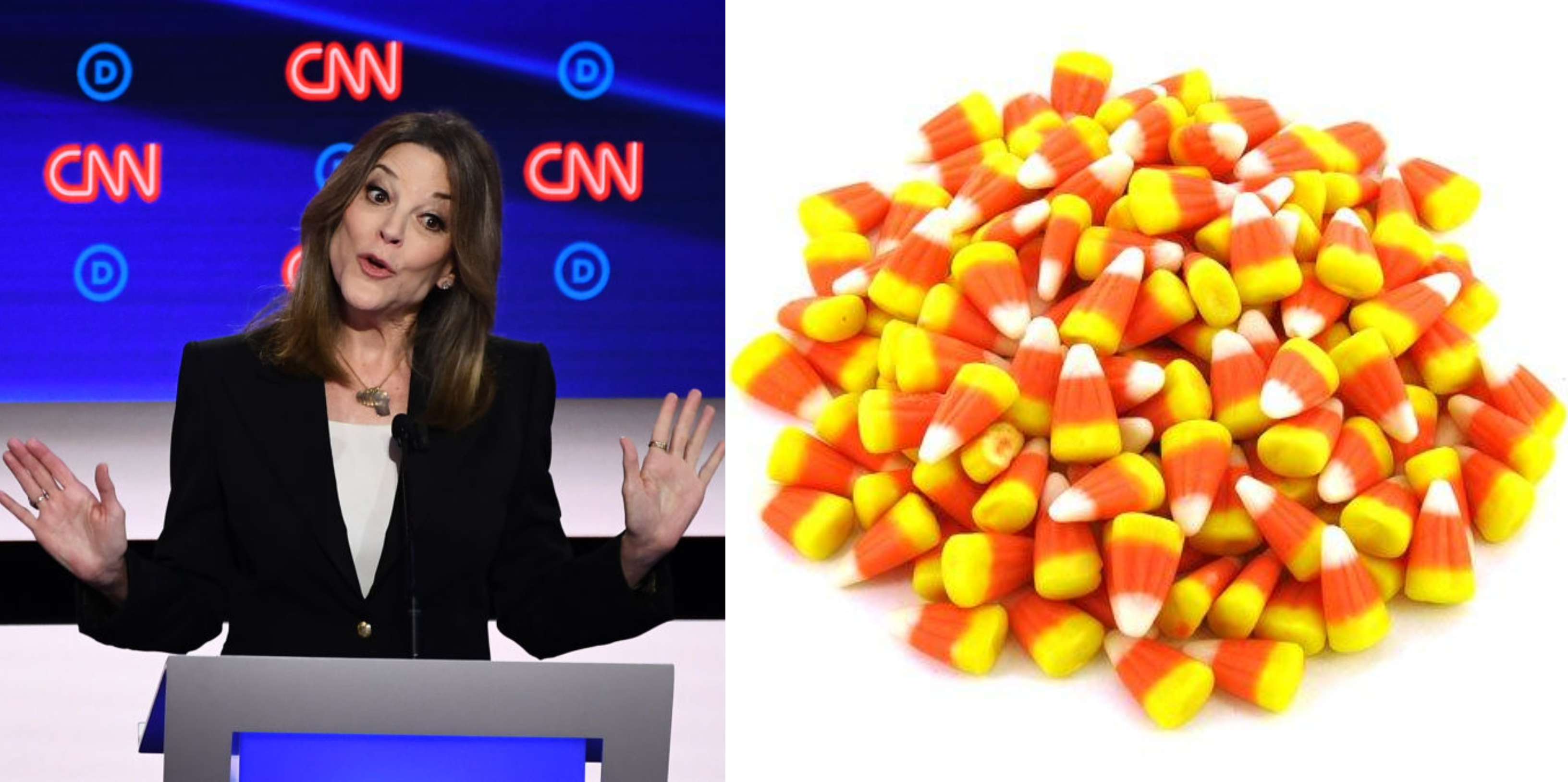 Marianne Williamson – Candy Corn