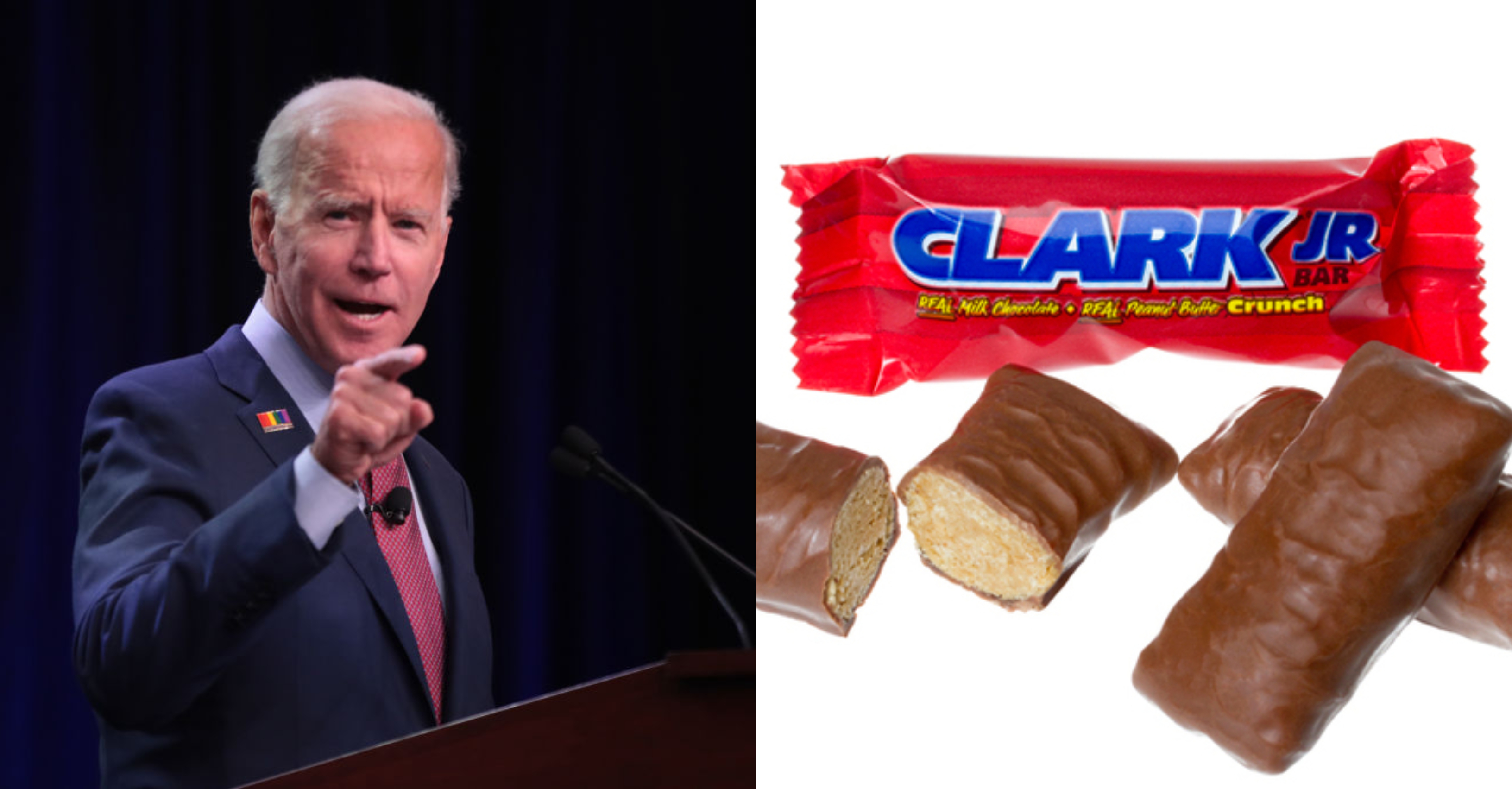 Joe Biden – Clark Bar