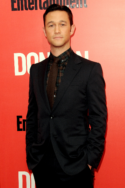 """New York Premiere of """"Don Jon"""" - red carpet arrivals at the """"SVA"""" thea"""