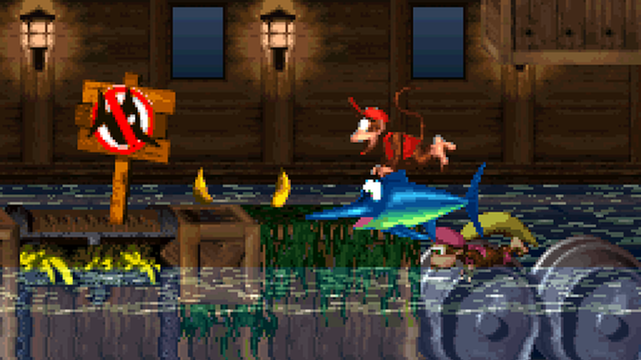'Donkey Kong Country 2': Diddy's Kong Quest