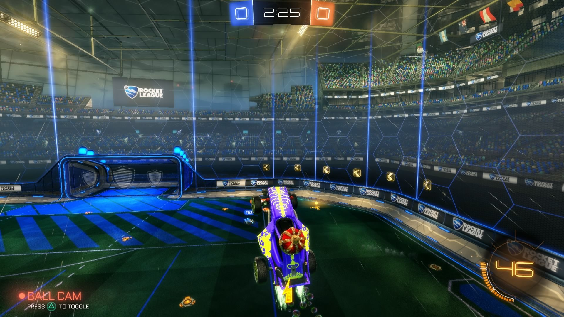'Rocket League'