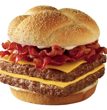 1. Wendy's Baconator