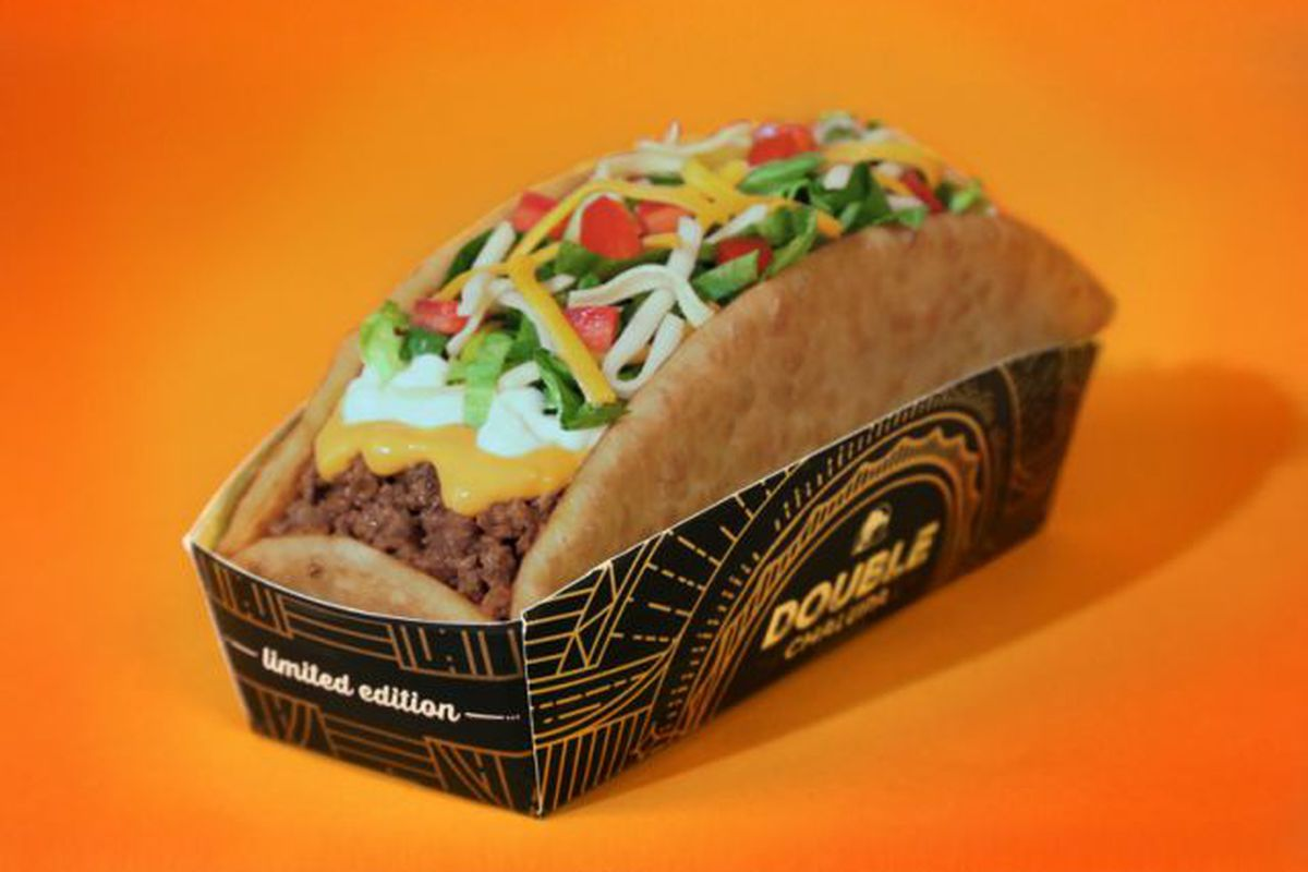 14. Taco Bell Double Chalupa Supreme