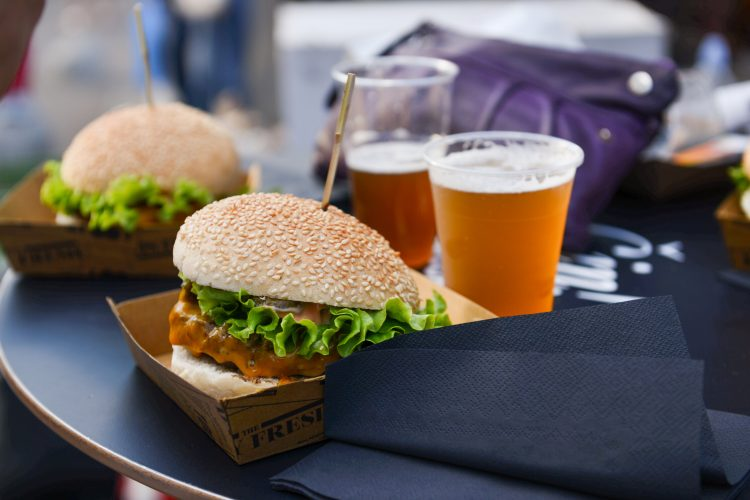 Fast Food Paired With Craft Beer Will Take Your Tastebuds Someplace New