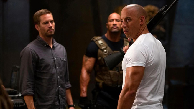 7. Fast and Furious 6