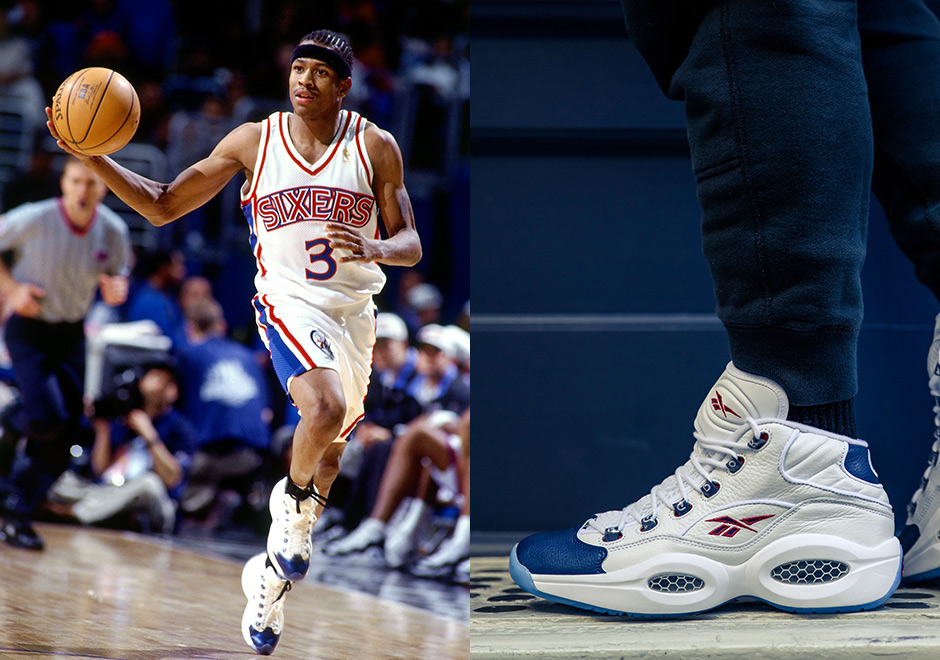 7. Reebok Question (Allen Iverson)