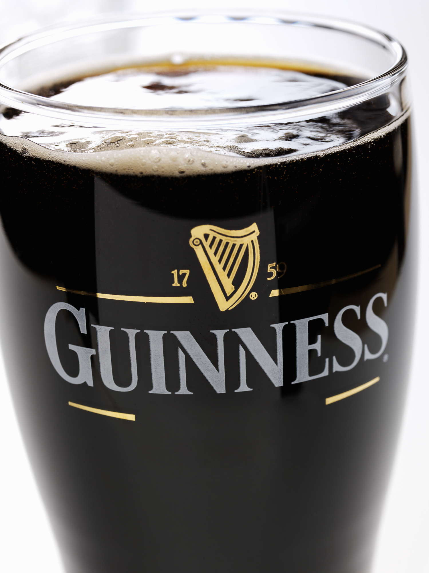 Guinness recently opened a brewery in the U.S.