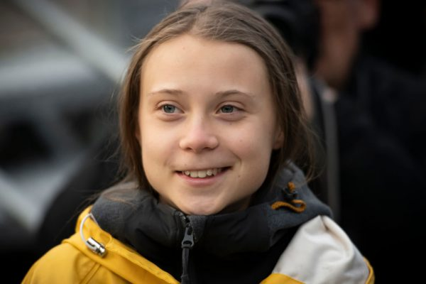 Greta Thunberg Named Time's Person of the Year For Standing Up to Climate Change, Old White Men Complain While Destroying Planet
