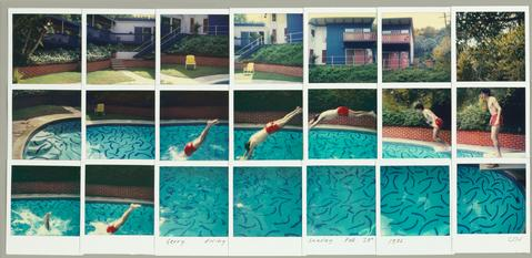 """Happy Birthday, Mr. Hockney"" Exhibit at The Getty"