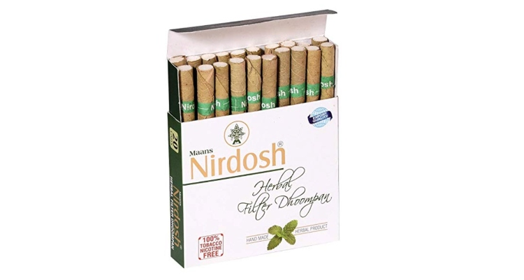 Nirdosh Herbal Cigarettes