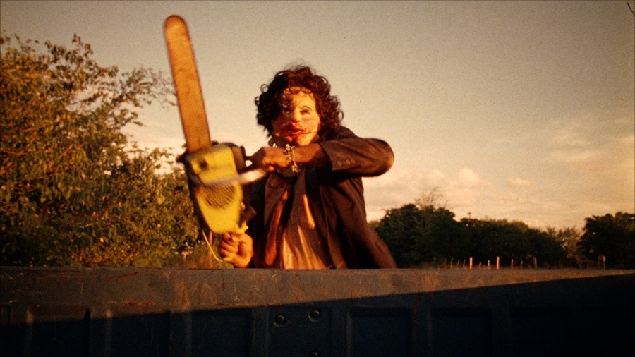 """The Texas Chain Saw Massacre"" (1974)"