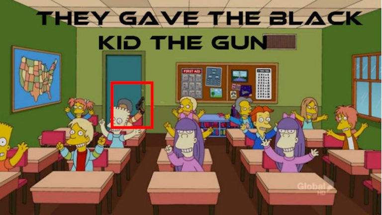'The Simpsons' - Simply Racial Profiling