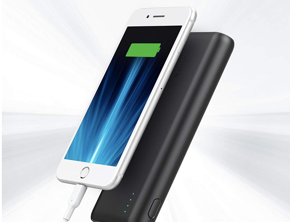 Anker Portable Charger PowerCore With Coupon