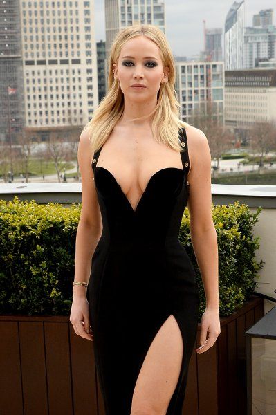 Jennifer Lawrence Did The 'Red Sparrow' Photocall - Mandatory
