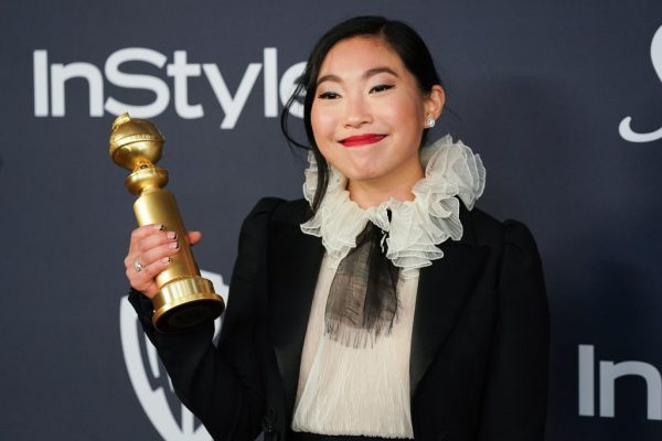 Awkwafina Somehow Cut at Oscars, Academy Rumored to Serve Plastic Bottles of Dasani Instead