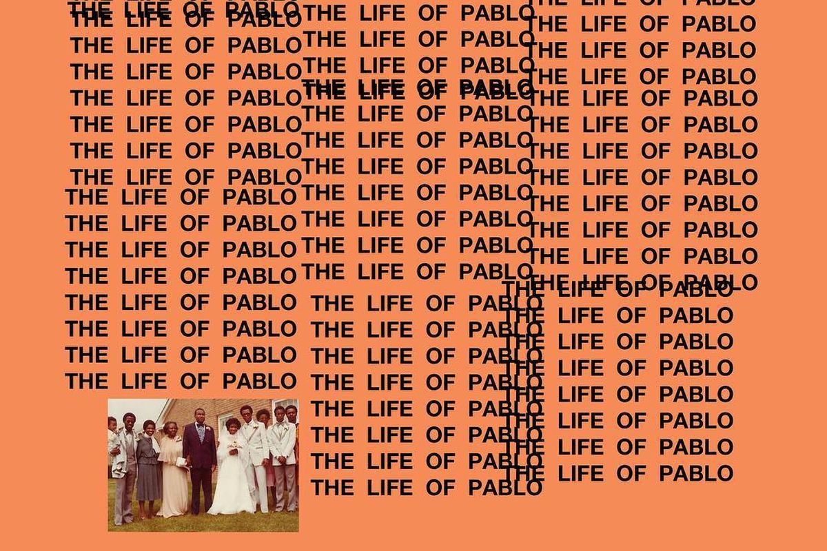 7. 'The Life of Pablo'