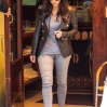 Kim Kardashian leaving Cipriani's restaurant in Soho Featuring: Kim Kardashian Where: New York City, New York, United States When: 25 Mar 2014 Credit: WENN.com