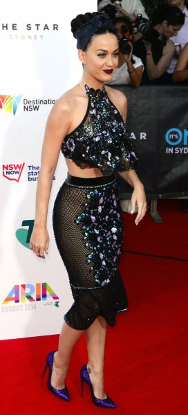 28th Annual ARIA Awards 2014 at the Star - ArrivalsFeaturing: Katy PerryWhere: Sydney, AustraliaWhen: 26 Nov 2014Credit: LJPhotoCorp/WENN.com