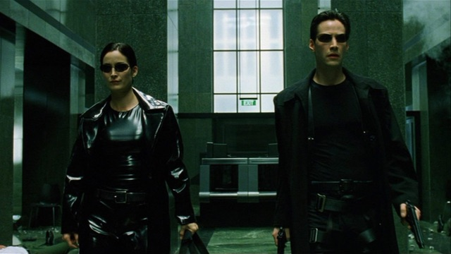 2. Neo in 'The Matrix' Franchise