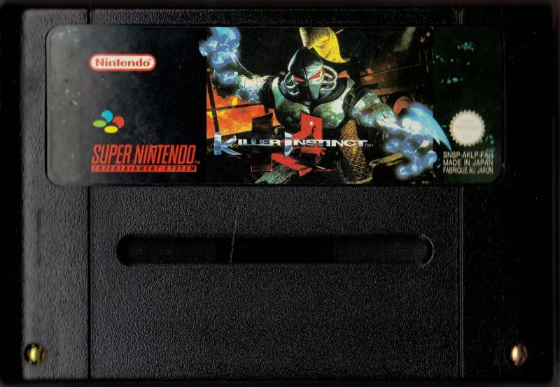 The Black Cartridge