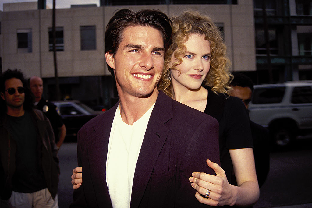 14. Tom Cruise and Nicole Kidman