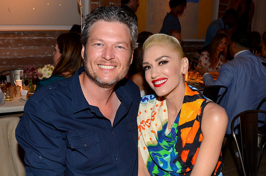 15. Blake Shelton and Gwen Stefani