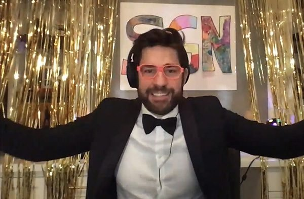 DJ Krasinski Serves Up a Virtual Prom Kids Never Knew They Wanted, Brad Pitt Crashes the Party