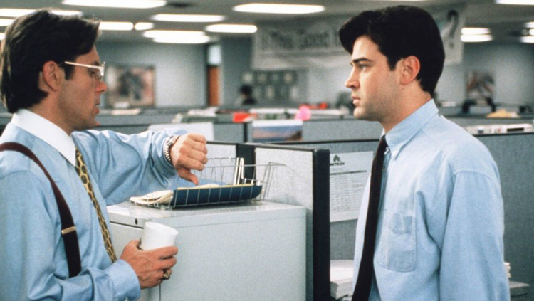 Office Space' Turns 20 Years Old And Still Inspires Us To Rebel
