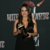 MTV Movie Awards 2014 Press Room held at the Nokia Theatre L.A. Live! Featuring: Mila Kunis Where: Los Angeles, California, United States When: 13 Apr 2014 Credit: Adriana M. Barraza/WENN.com