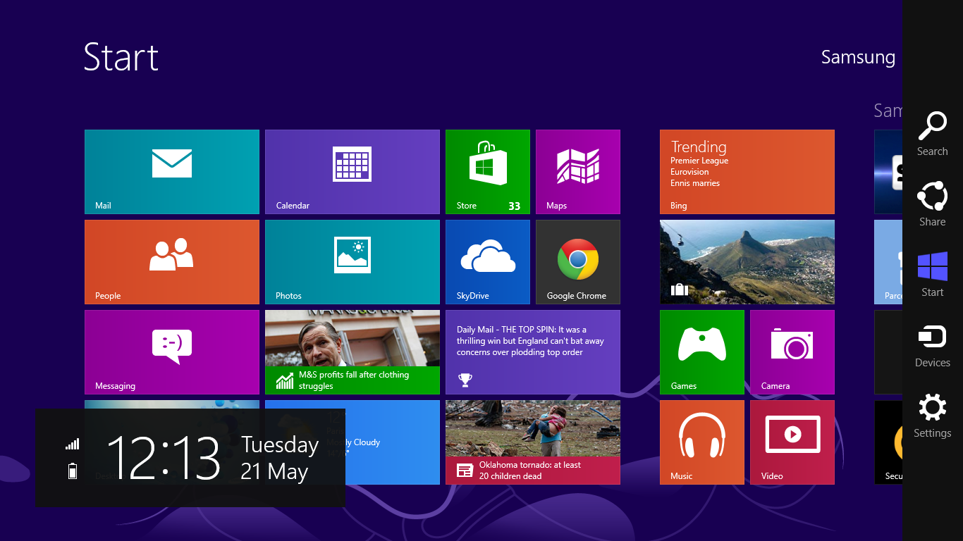 Windows 8 Shows Microsoft What the People Want
