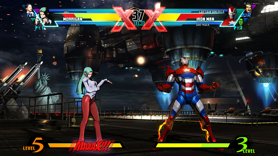 'Ultimate Marvel vs. Capcom 3'