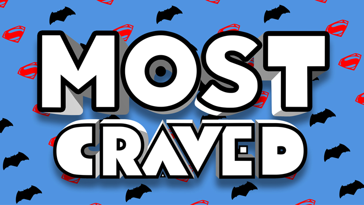 Most Craved | The Batman v Superman Trailer: Yea or Nay?
