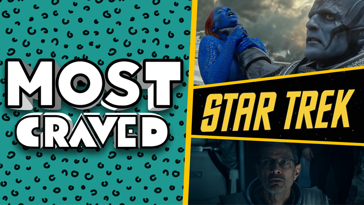 Most Craved Does Star Trek and the Super Bowl Trailers