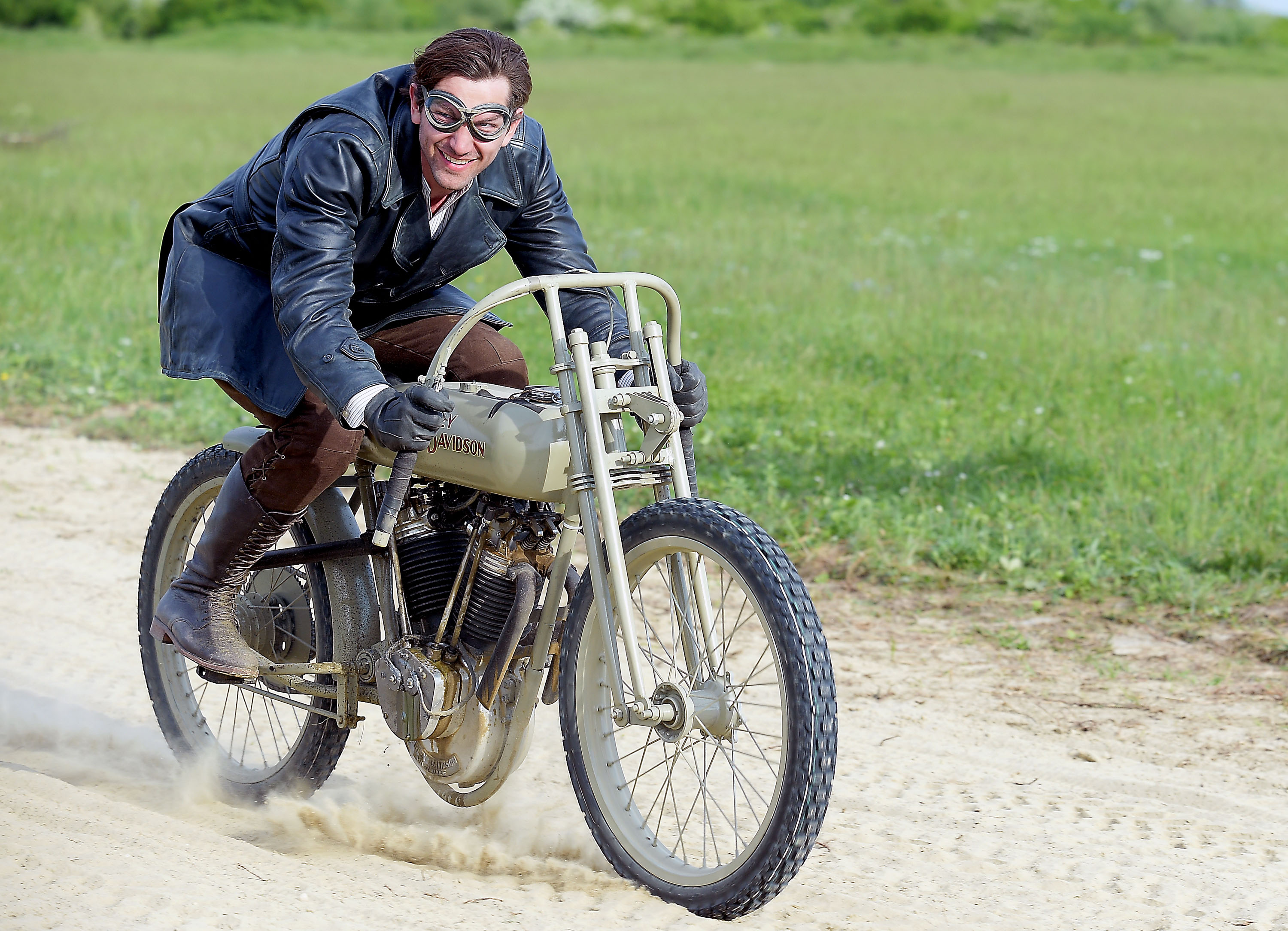 'Harley and the Davidsons'