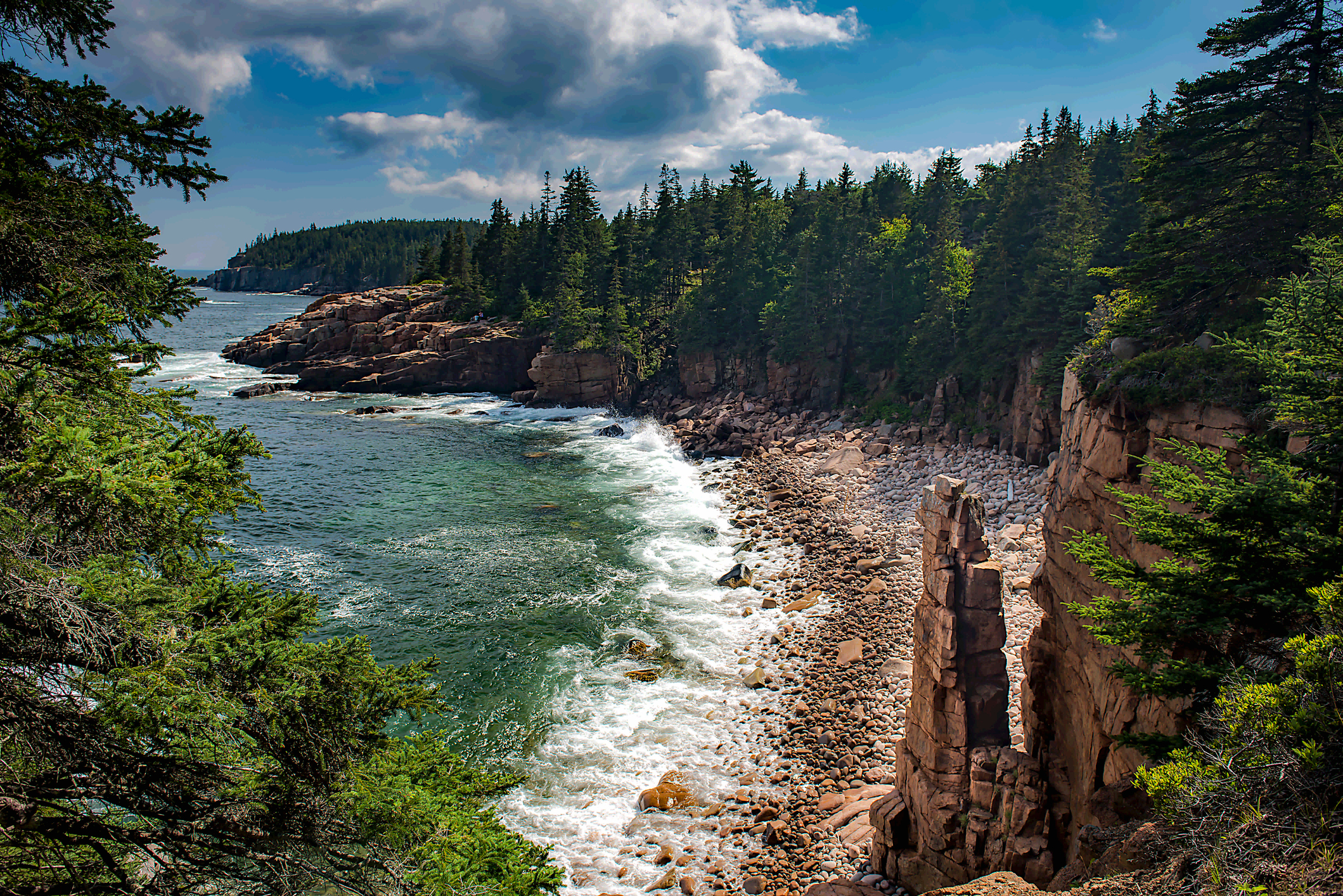 5. Acadia National Park (Maine)