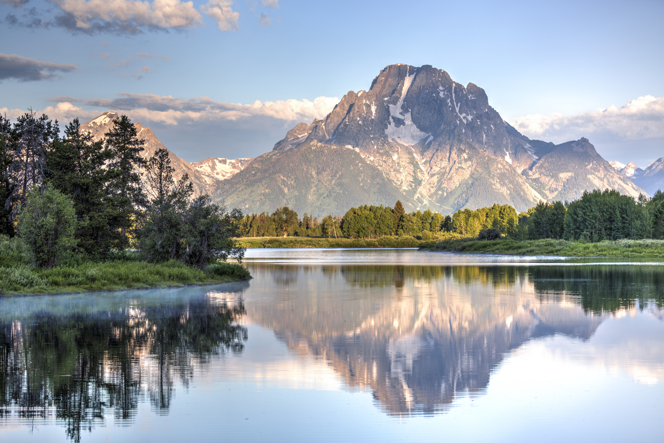 3. Grand Teton National Park (Wyoming)