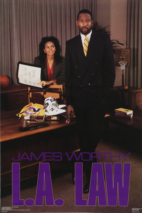 James Worthy 'L.A. Law'
