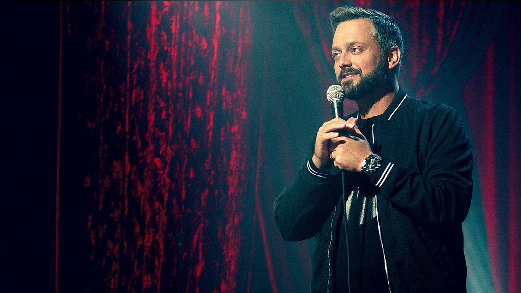 Nate Bargatze - 'The Tennessee Kid'