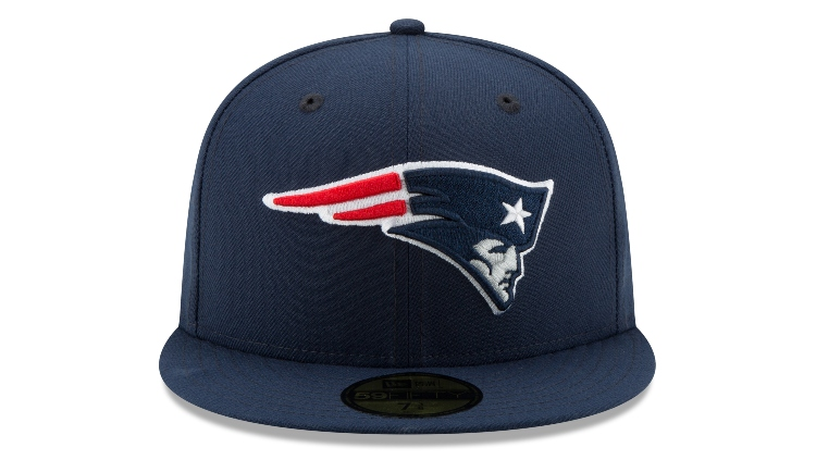 Super Bowl LIII Side Patch: Patriots