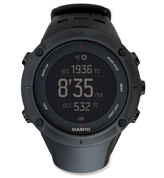 Suunto Ambit3 Peak GPS Multifunction Watch