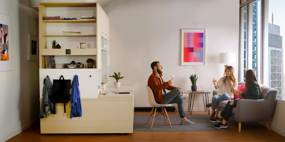 MIT's $10K Robotic System for Microapartments Hits the Market