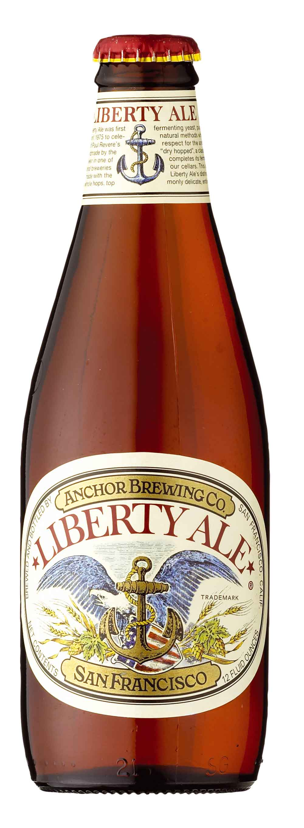 2. Anchor Liberty Ale