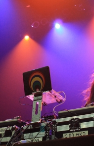 Erykah Badu at Events DC Showcase